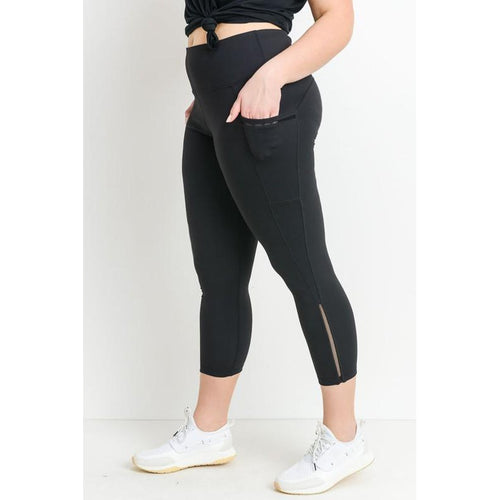 Mariana Leggings-Curvy