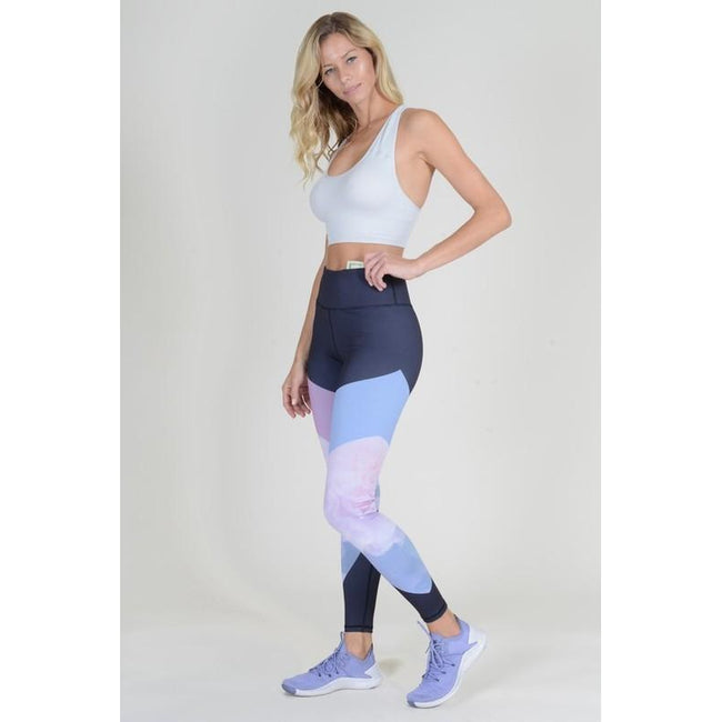 Elsa Workout Leggings