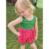 Watermelon Romper