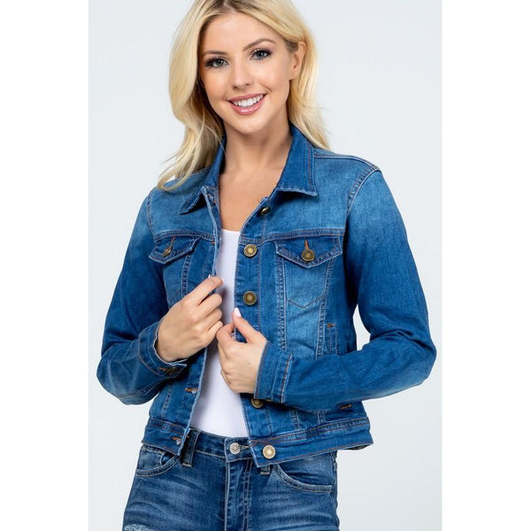 Lyndie Denim Jacket