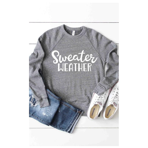 Sweater Weather Pullover