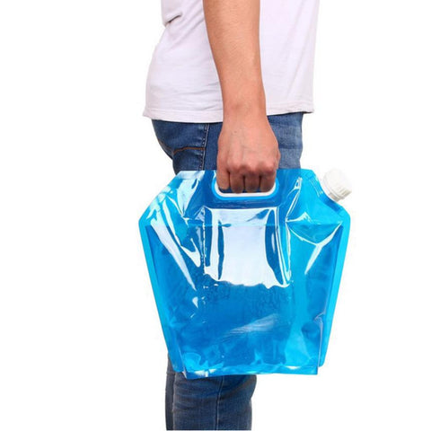 5L/10L Folding Drinking Water Container
