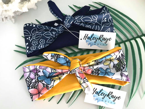 HALEYRAYE HEADBAND: 2 OR 3 PACK