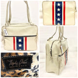 Evel Knievel GTO Business Bag - Leopard Lining