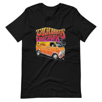 California Dreamin' Unisex T-shirt - Black