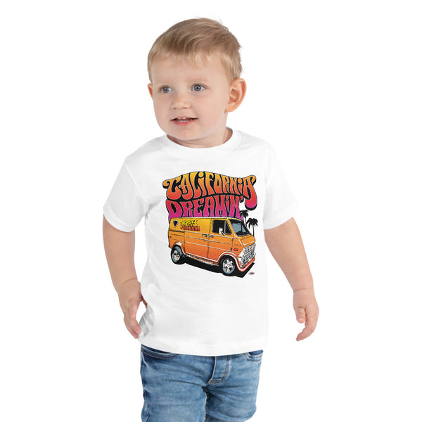 California Dreamin' Toddler T-Shirt
