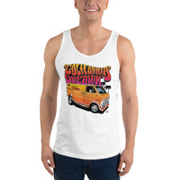 California Dreamin' Unisex Tank - White