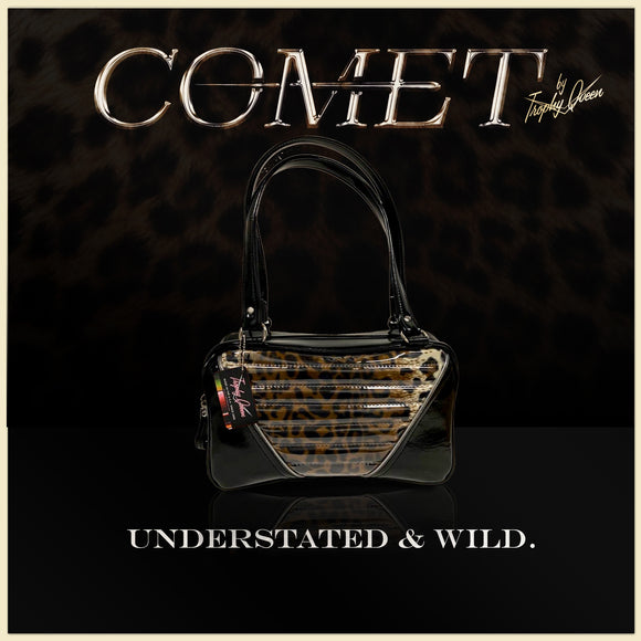 Comet Features: Handcrafted in California Dimensions: 13