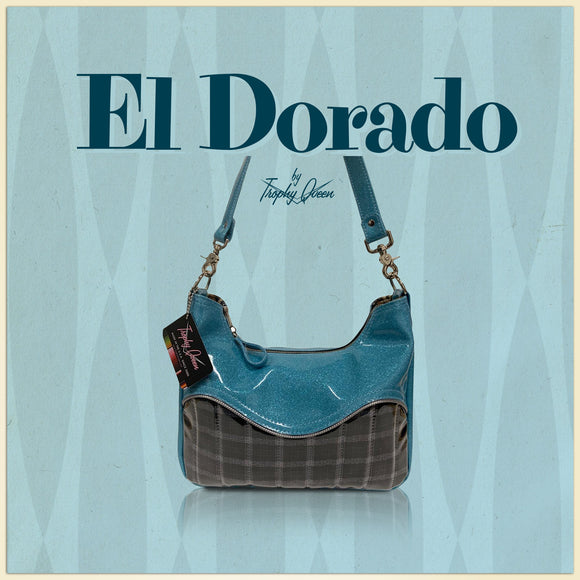 El Dorado Features: Handcrafted in California Approx. Measures 12