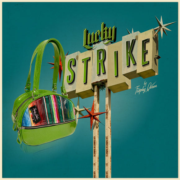 Lucky Strike Features: Handcrafted in California Dimensions: 15