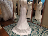 Size 8 and 10, Mary's Bridal, Style 3Y687, Ivory