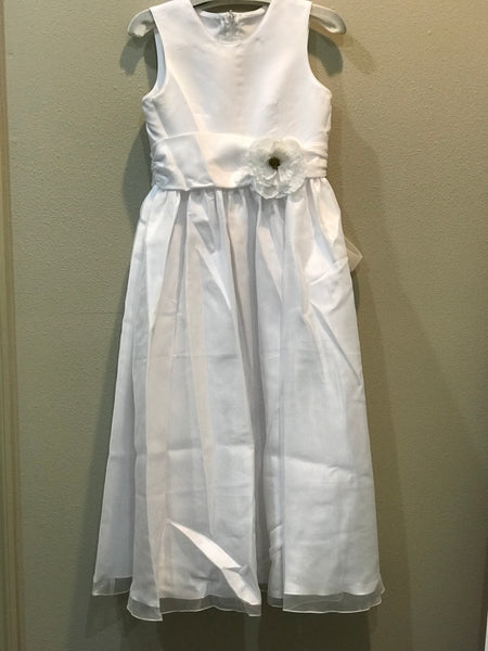 Little Maiden size 14 communion/flower girl dress