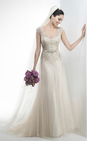 Maggie Sottero size 6 4Ms011