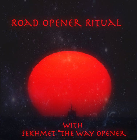"🎯 Sekhmet's Road Opener Ritual 🎥  ""The Way Opener"" 🎯"