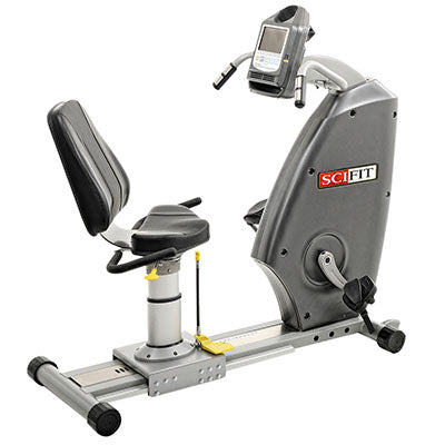 SciFit® Recumbent Bike - Forward Only - Step Through - Bariatric Seat
