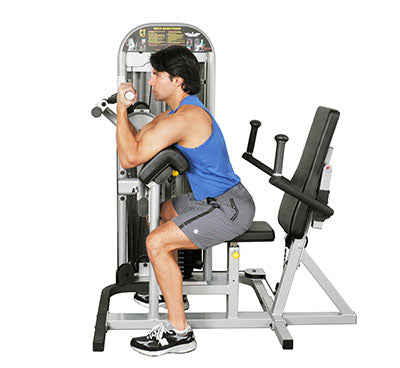 Multi Bicep / Tricep with REAR Shrouds
