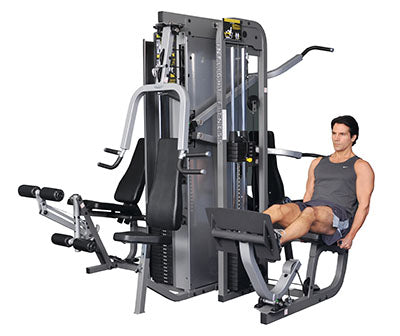 Liberator 4th Stack Leg Press Option with FULL Shrouds