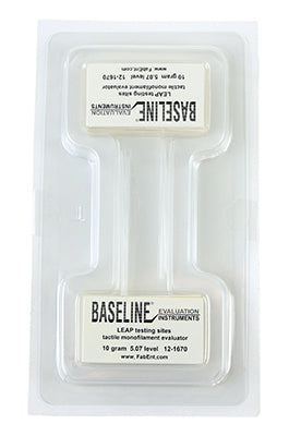Baseline® Tactile™ Monofilament - LEAP Program - Disposable - 5.07 - 10 gram - 40-pack