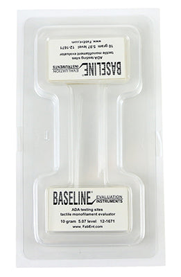 Baseline® Tactile™ Monofilament - ADA Program - Disposable - 5.07 - 10 gram - 40-pack