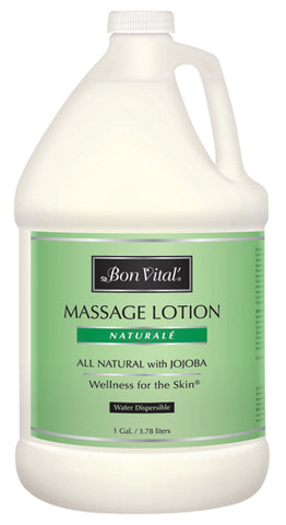 Bon Vital® Naturale Massage Lotion - 1 gallon bottle
