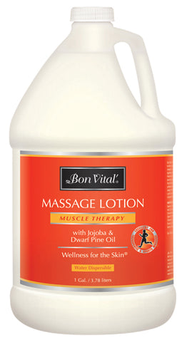 Bon Vital® Muscle Therapy Massage Lotion - 1 gallon