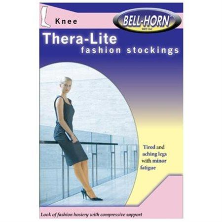 Thera-Lite Knee High Closed Toe 9-15mmHg
