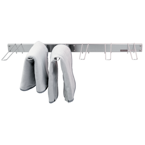 "Wall Mounted Towel Rack - 2"" x 33"" (5 cm x 84 cm) Chattanooga"