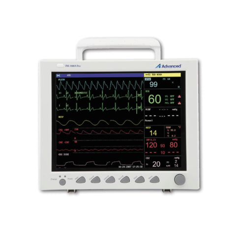 PM-2000A PRO Patient Monitor