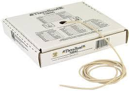 Thera-Band Tubing Extra Thin Resistance