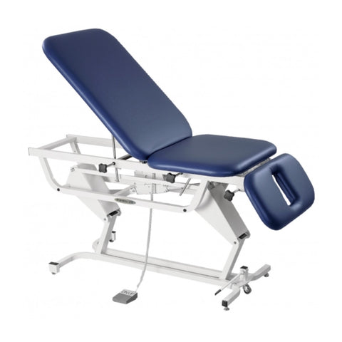 Chattanooga ADP 300 Treatment Table with Footswitch and Casters