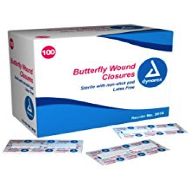 Butterfly Wound Closure Strips