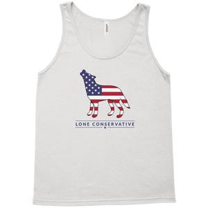 Lone Conservative 4th of July Tank Tops