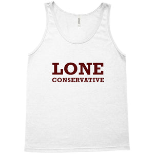 Lone Conservative Tank Top