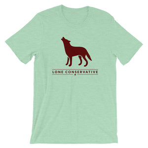 Lone Conservative Wolf Shirt