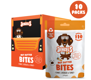 Nut Butter Bites - Soft 'n' Squishy Low Cal Training Treats