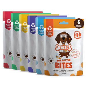 Variety Box of Bites - Soft 'n' Squishy Low Cal Training Treats (1 x of each)