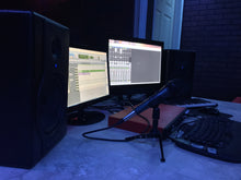 Studio Deposit-Vocals + 1 instrument or mixing and mastering services
