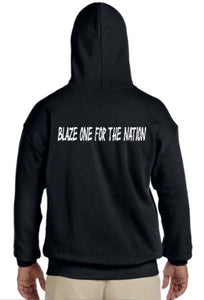 #MOHEMP Pullover Silhouette/Blaze One For The Nation