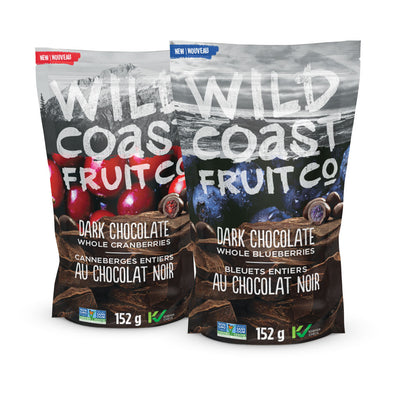 Taster Pack Dark Chocolate Whole Berries