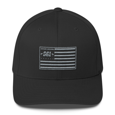 Green Guru Flag Hat