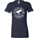Modern Joshua Tree GGL Design Womens Tshirt