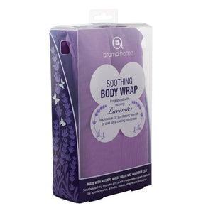 Aroma Home Hot and Cold Therapy Soothing Body Wrap