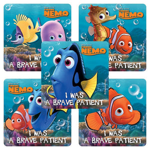 Disney Finding Nemo Medical Stickers
