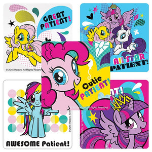My Little Pony Patient Stickers - 100 Stickers