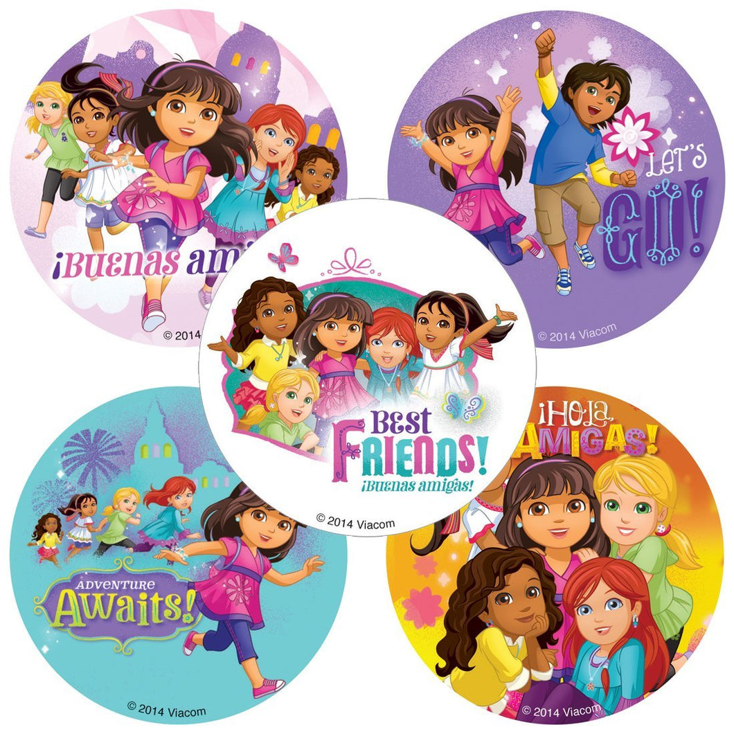 Dora and Friends Stickers