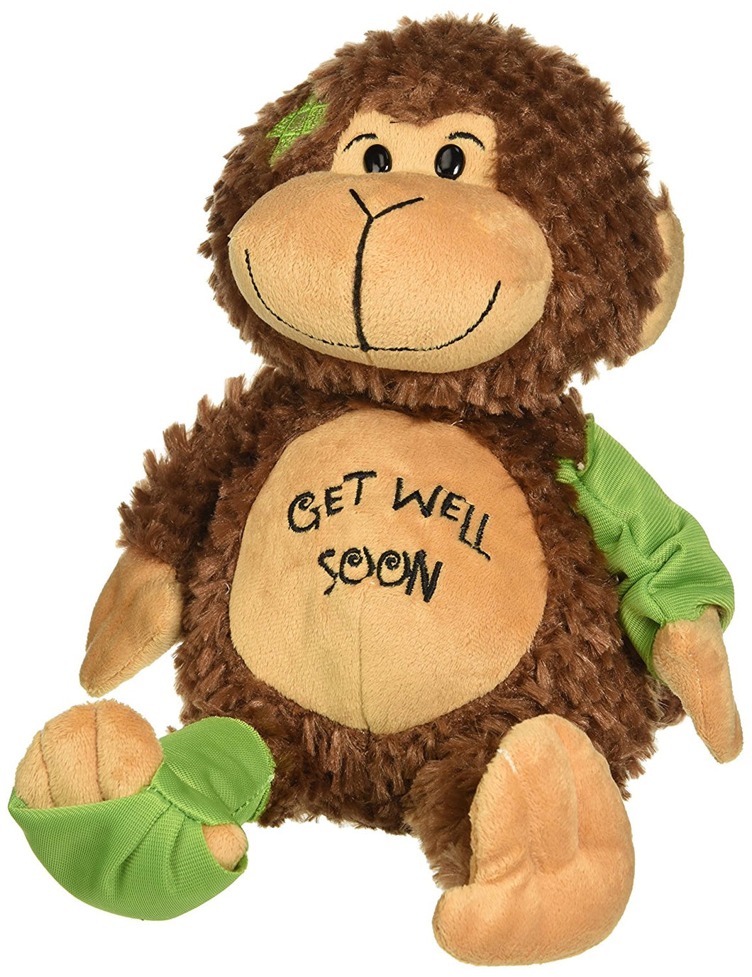 Get Well Soon Signature Monkey