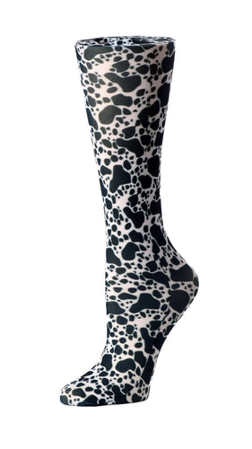 Cutieful Therapeutic Compression Socks - Cow