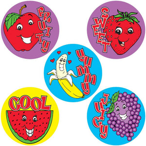 Fruity Scratch 'N Sniff Stickers