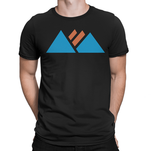 Flatirons Black Sunset T-Shirt