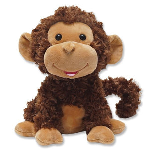 Animated Crackin Up Coco Monkey by Cuddle Barn